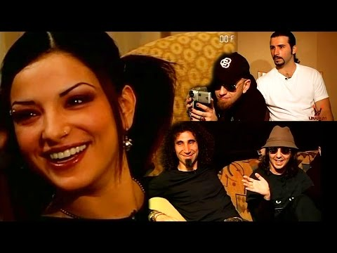 System Of A Down - Uranium Interview ᴴᴰ [Portuguese, Spanish subtitles]