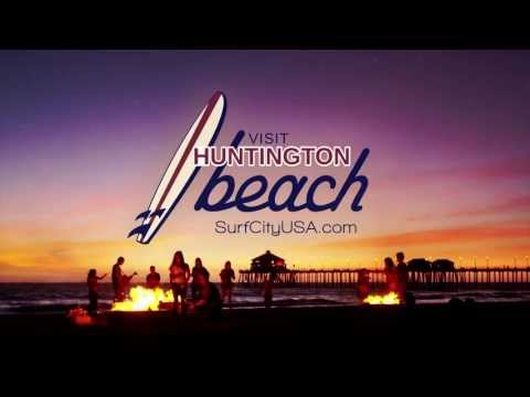 Visit Huntington Beach Destination Video