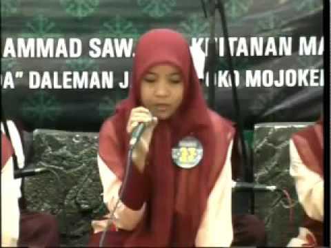 Fii Hawa   Zalzalah Group Juara 2 Festival Sholawat Banjari Sooko Mojokerto