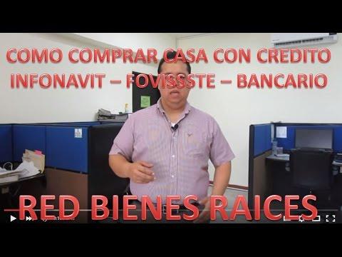 Como Comprar Casa Con Credito Infonavit Bancario Fovissste