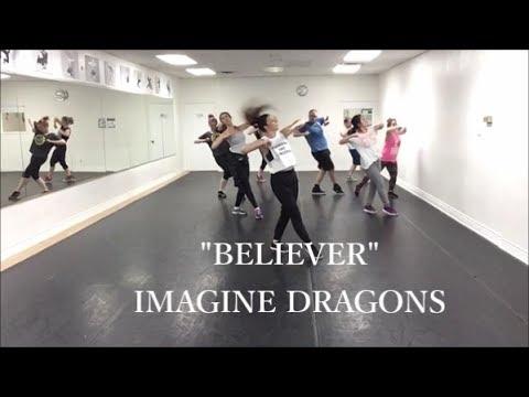 """Believer"" Hip Hop Fusion Choreography Léa Robert"