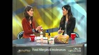 Food Allergies, Sensitivities & Intolerances