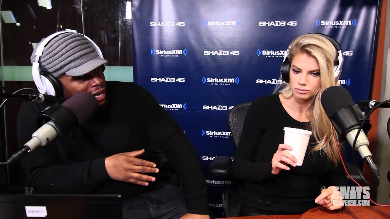 Charlotte Mckinney Discusses Her Carls Jr Commercial -7940