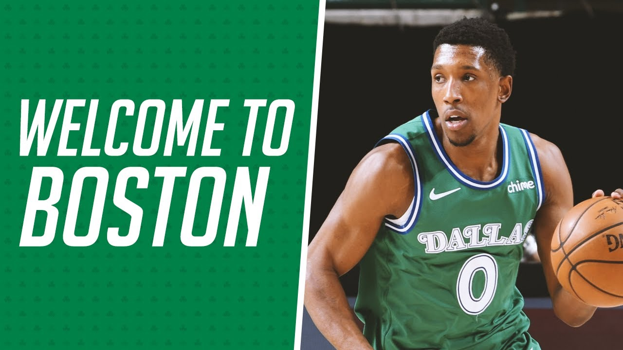 Josh Richardson Best 2020-21 Highlights   Welcome to Boston