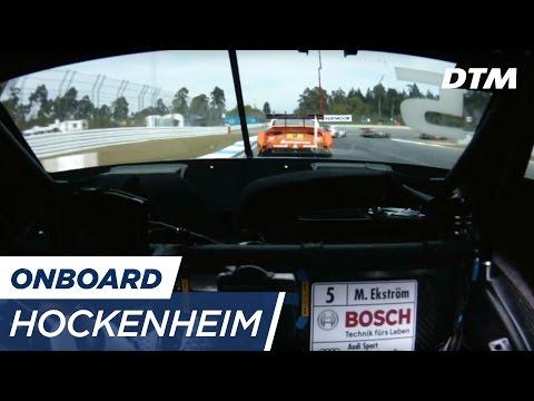 DTM Hockenheim 2017 - Mattias Ekström (Audi RS5 DTM) - RE-LIVE Onboard (Race 1)