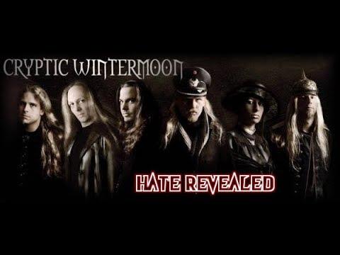 Cryptic Wintermoon - Hate Revealed - Lyric Video