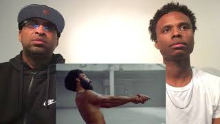Dad Reacts to Childish Gambino - This Is America - Reaction!!!!