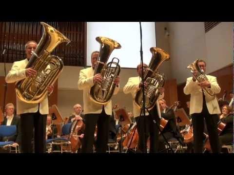 Melton Tuba Quartett   Wilhelm Tell-Ouvertüre von Rossini
