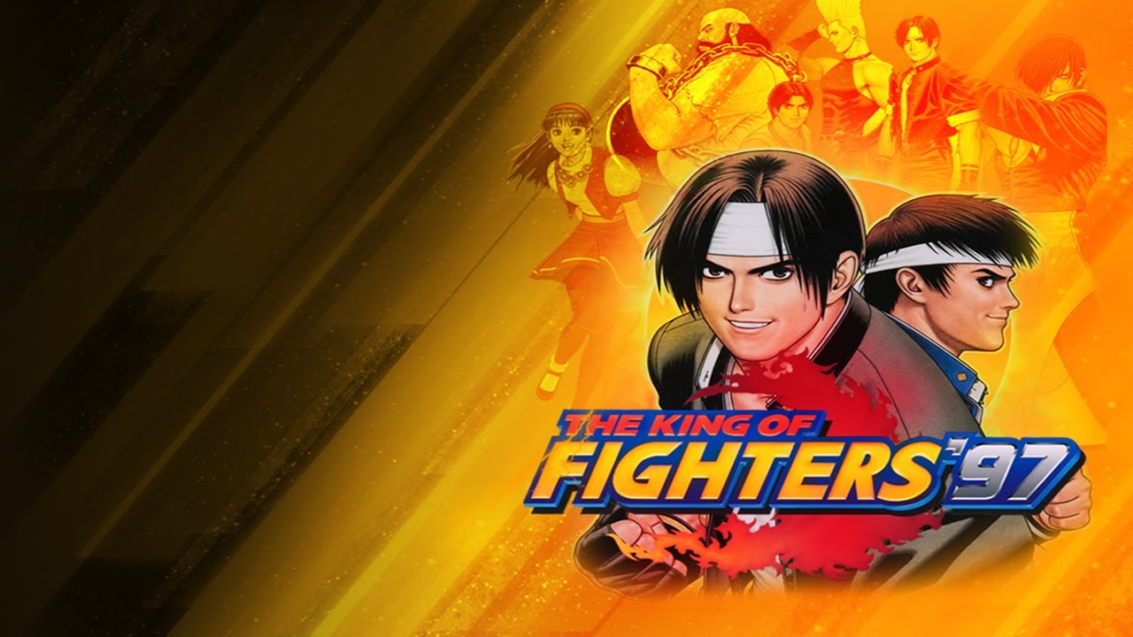 Official The King Of Fighters 97 Trailer Youtube