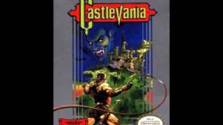 Walking on the edge - Castlevania Cover
