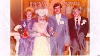 Поздравление родителей с СЕРЕБРЯНОЙ свадьбой!