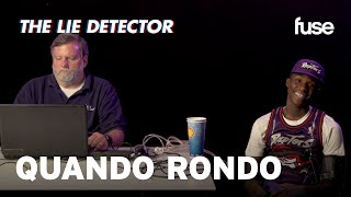 "Quando Rondo Takes A Lie Detector Test: Which is Better ""Life B4 Fame"" or ""QPac""? 