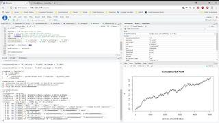 Pivot Billions Financial Backtesting Demo with R