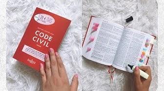 Comment utiliser le Code civil ?