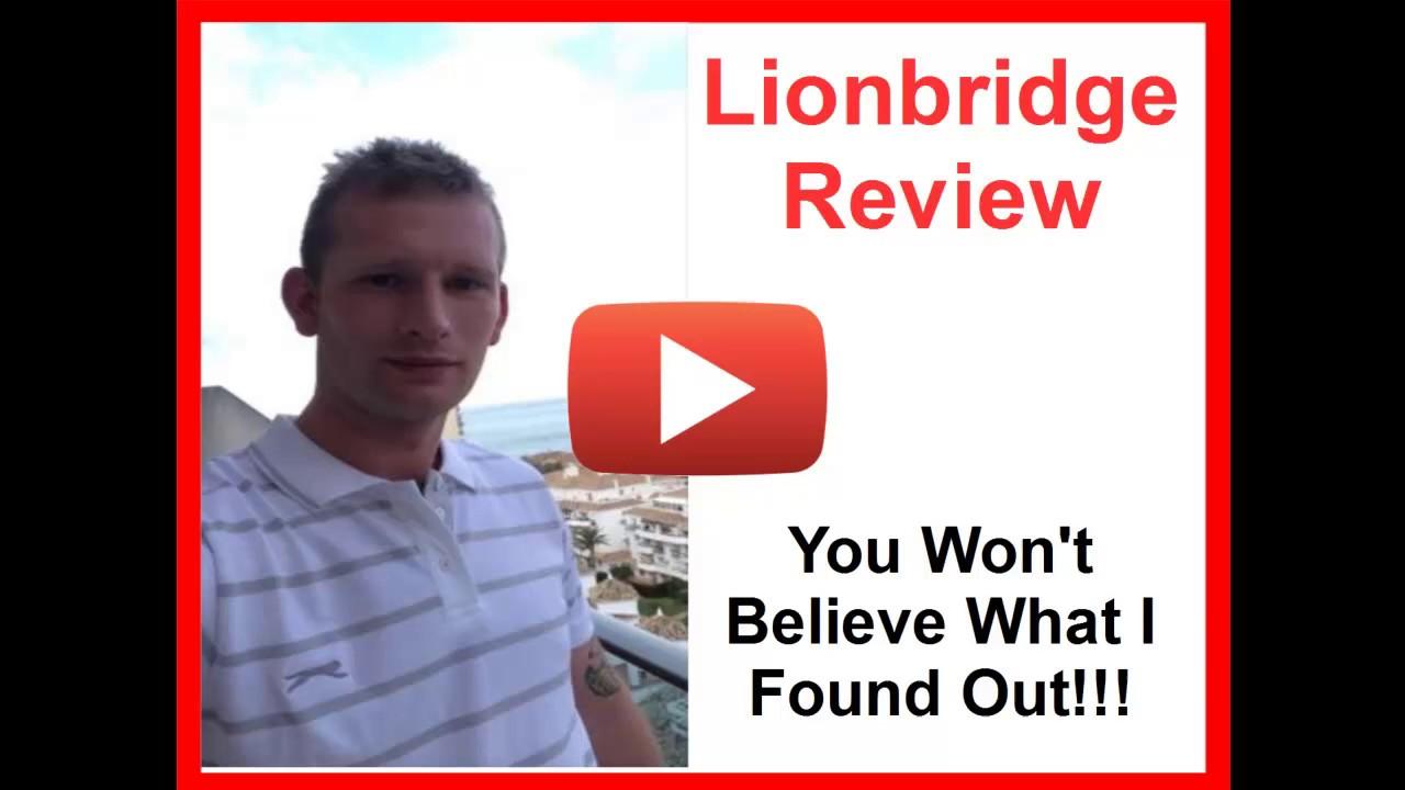 Honest Lionsbridge Reviews