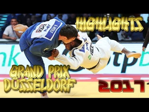 HIGHLIGHTS Grand Prix Düsseldorf 2017 | Judo Ukemi