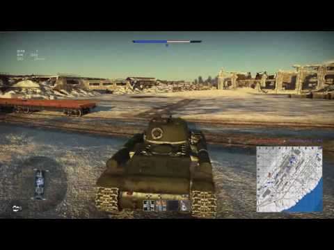 Warthunder Tanks Russian steel part 11  trying RB