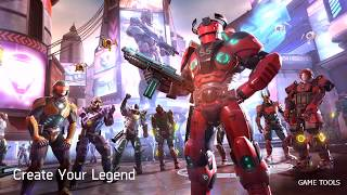 Shadowgun Legends (Android Game) by MADFINGER Games
