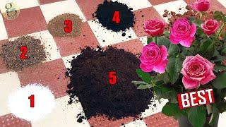 PERFECT POTTING SOIL / POTTING MIX FORMULA for Gardening (Growth + Flowering)