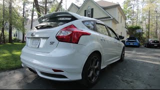 The Little Focus ST That Could- Vlog Episode 82