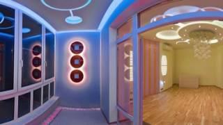 виртуальный 3D тур по квартире.  Видео на 360 градусов