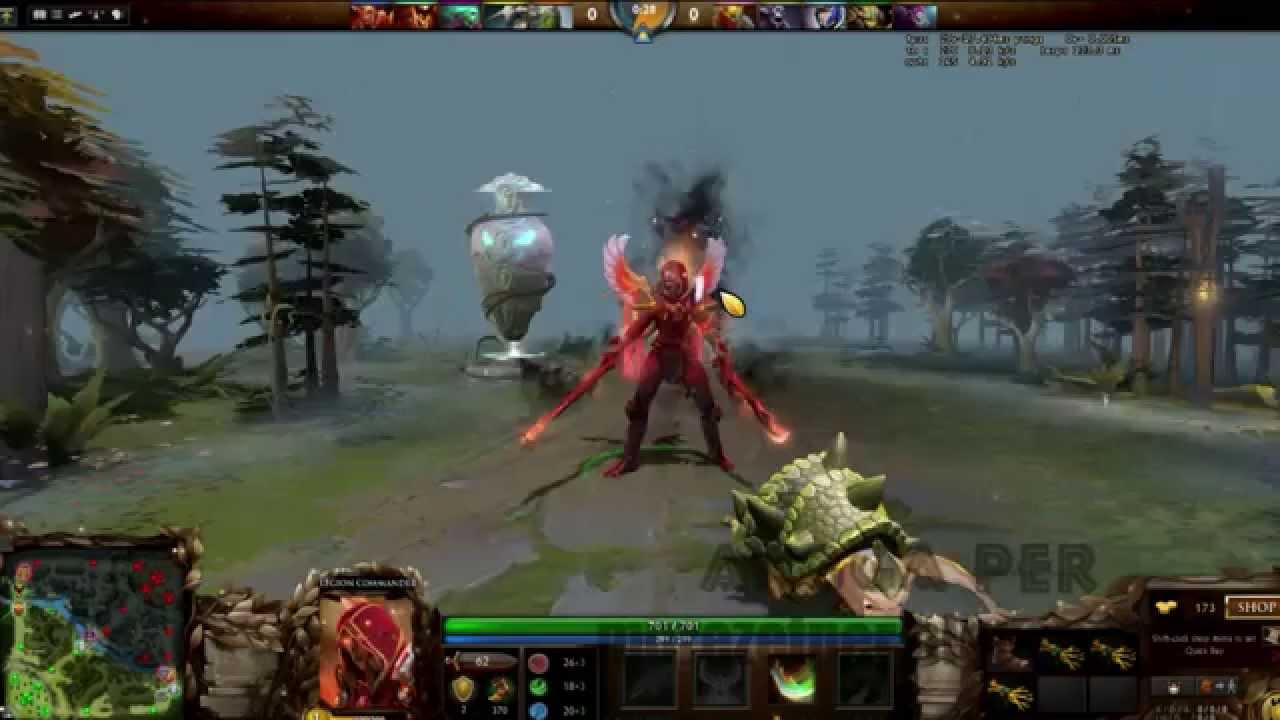 tutorial unlock all item in dota 2 and make play offline youtube