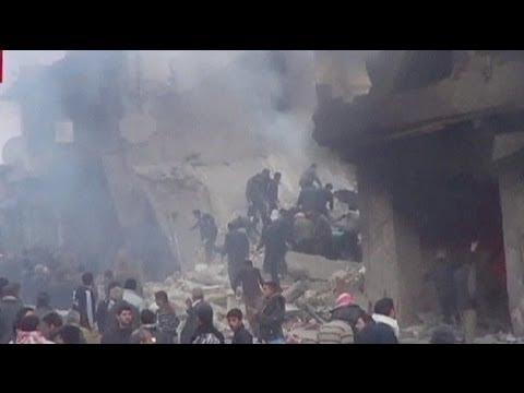 Сирія: масові зґвалтування