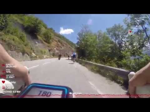 Alpe d'Huez 2015 full climb