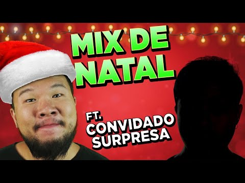 NATAL COM CONVIDADO SURPRESA E MIX DO SAKA!