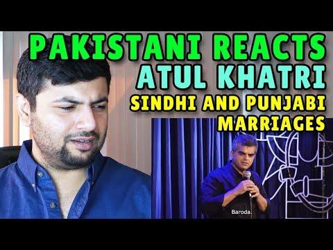 Pakistani Reacts to Atul Khatri on Sindhi Punjabi marriages