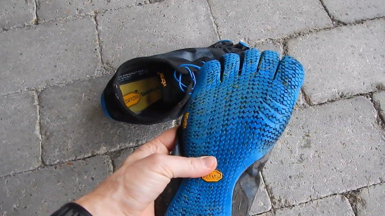 658a85c26b6b Vibram FiveFingers KSO EVO M (Vegan Barefoot Runner Review) - YouTube