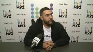 Видеочат со звездой на МУЗ-ТВ: Jah Khalib