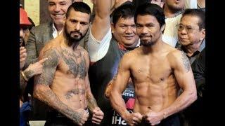 FIGHT FANS PREDICT PACQUIAO VS MATTHYSSE