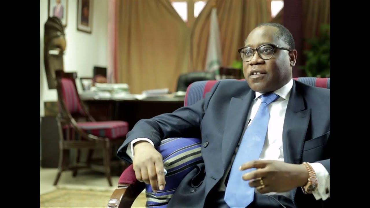 Olusegun Aganga Moving Nigeria Forward Youtube