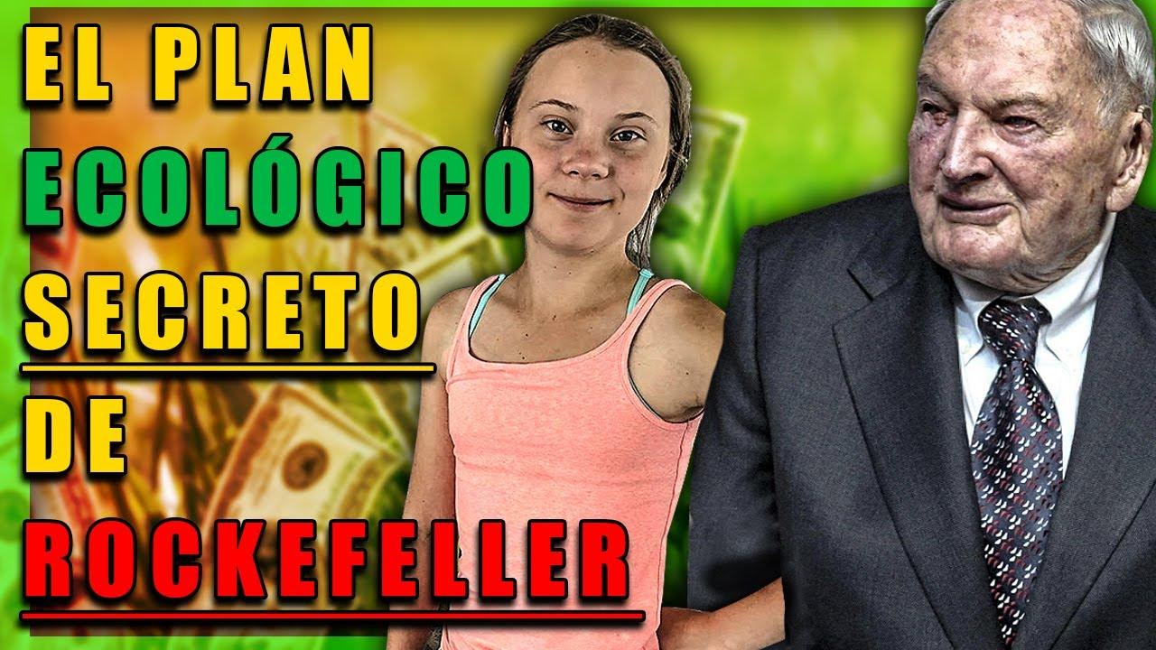 🟢  El Plan Ecologista SECRETO de Rockefeller 2030 | El Control Mundial de las ENERGÍAS RENOVABLES