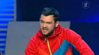 КВН 2012 Спецпроект - Рэп о любви