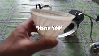 Hario V60 Pour Over Coffee Tutorial Kopi Indonesia by dr. Ray Leonard Judijanto