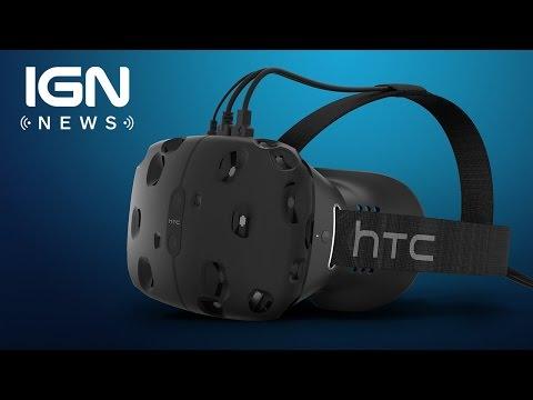 HTC Vive Pre-Orders