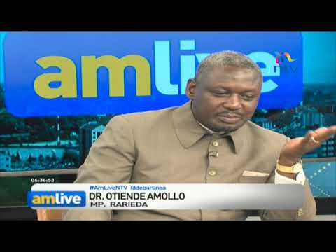 Otiende Amollo explains why he sympathises with Nairobi residents