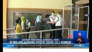 7 Pasien Covid-19 di Malang Sembuh