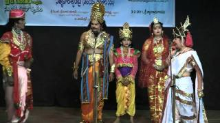 Kollapur(streetplay)at Thyagaraya ganasabha (Folk Arts)