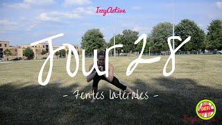 Jour 28 | FENTES LATÉRALES