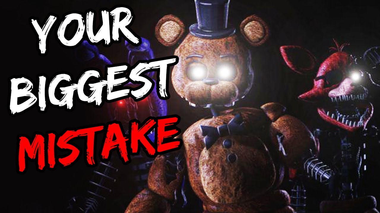 Download Top 10 FNAF Most Common Lore Mistakes
