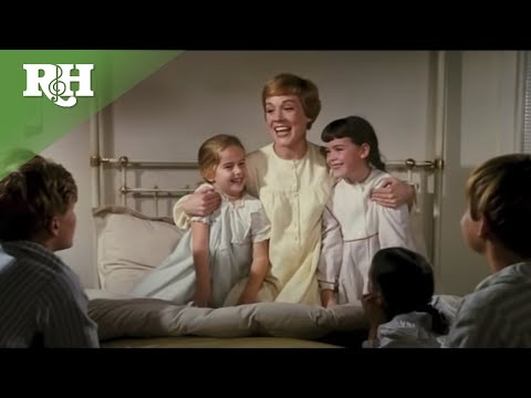 My Favorite Things from The Sound of Music [sent 71 times]