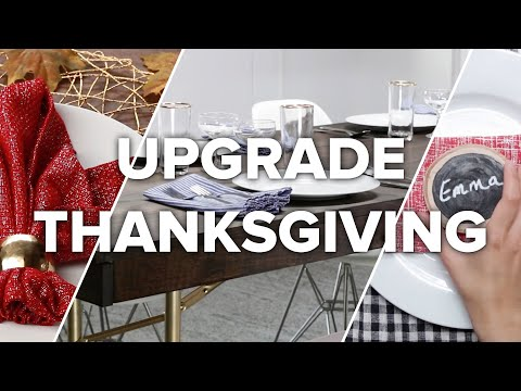 Angie Ward - Awesome ways to upgrade your Thanksgiving (no, not with food!)