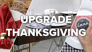 7 Ways To Upgrade Thanksgiving (That Aren't Food)