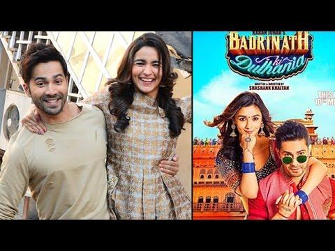 Alia Bhatt & Varun Dhawan Celebrate Badrinath Ki Dulhania's Success | Bollywood Buzz Mp3