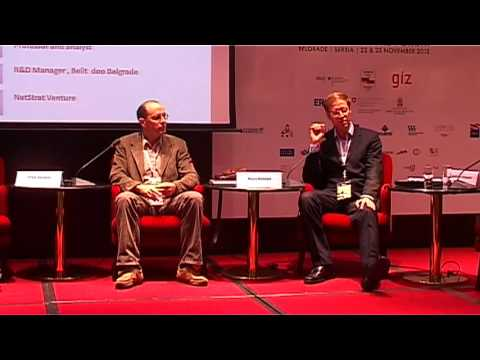 Klaus Konrad - Balkan Venture Forum