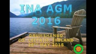 Naturist Week-end in Drumshanbo, Co. Leitrim - INA AGM 2016