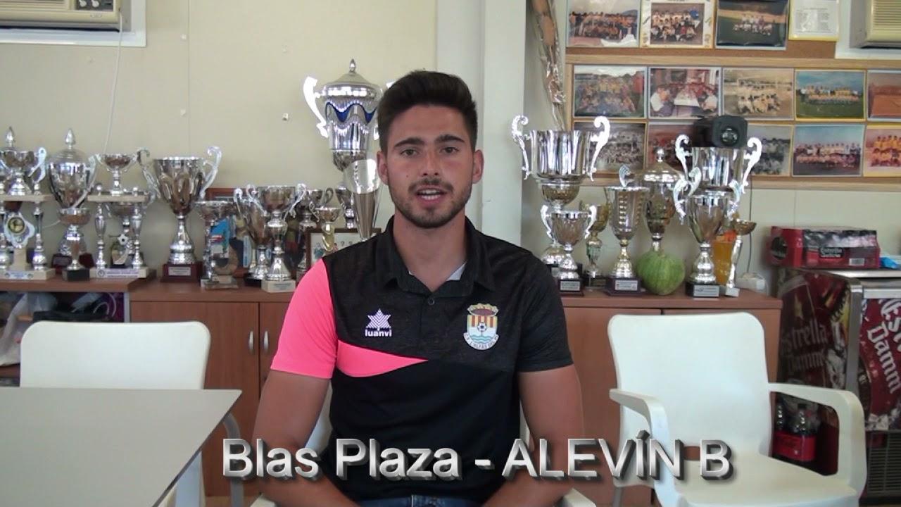 Vídeo presentación entrenadores fútbol 8 CF Alfaz del Pi 2021-21-22